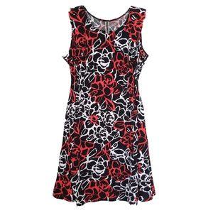 JULIAN TAYLOR Slinky Jersey Dress 22W